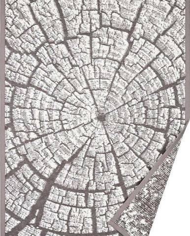 Šedý oboustranný koberec Narma Maramaa, 160 x 230 cm