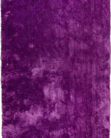 Fialový koberec Universal Nepal Liso, 60 x 110 cm