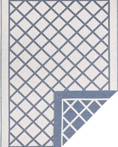 Modro-krémový venkovní koberec Bougari Sydney, 230 x 160 cm