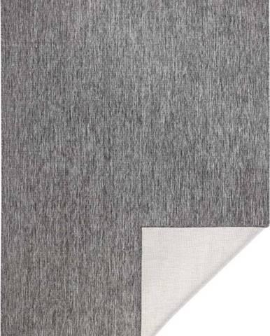 Šedý venkovní koberec Bougari Miami, 160x230 cm