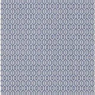 Modrý venkovní koberec Bougari Coin, 80x200cm