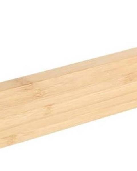 WENKO Bambusový nástěnný držák na ručníky Wenko Light, šířka 40 cm