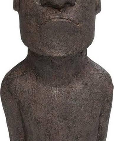 Keramická socha Kare Design Easter Island, výška 80cm
