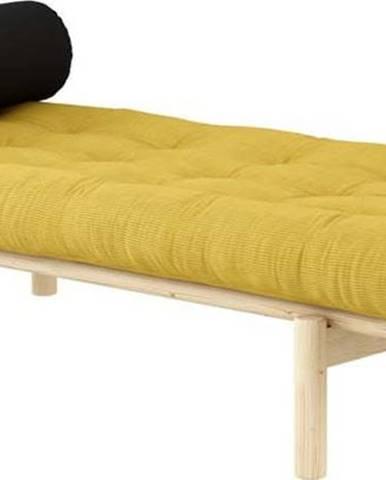 Manšestrová pohovka Karup Design Next Natural/Honey