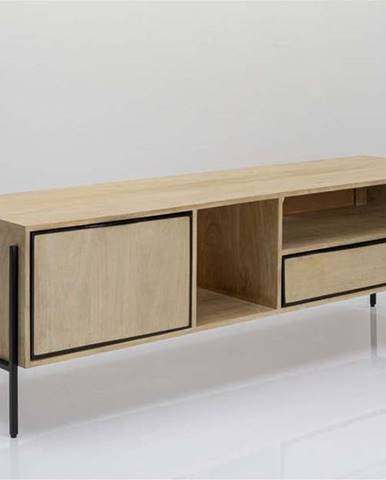TV komoda zmangového dřeva Kare Design Modena, šířka 160cm