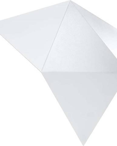 Bílé nástěnné svítidlo Nice Lamps Estel