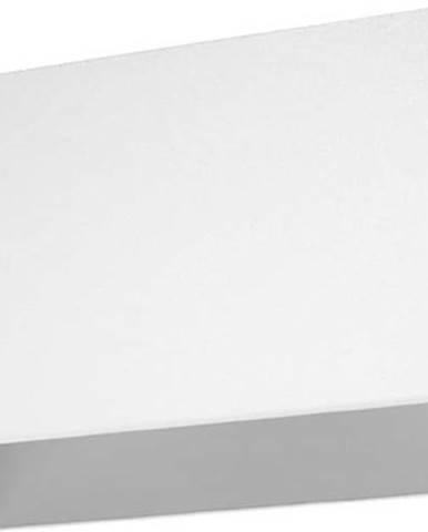 Bílé nástěnné svítidlo Nice Lamps Geo Maxi