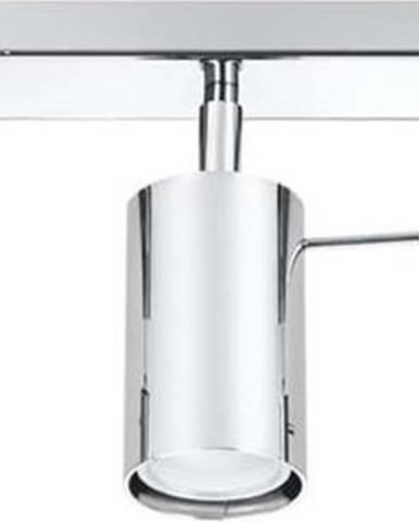 Stropní svítidlo ve stříbrné barvě Nice Lamps Etna,délka45cm
