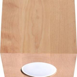 Dřevěné stropní svítidlo Nice Lamps Geo