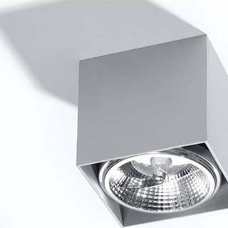 Šedé stropní svítidlo Nice Lamps Jerry