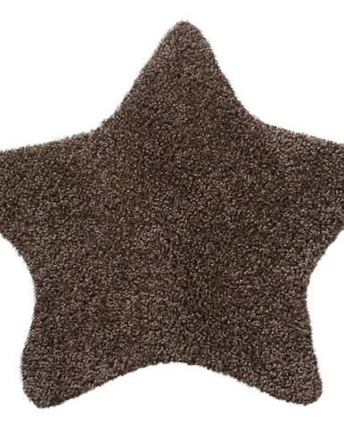 Koberec Shaggy Enjoy 0,8/0,8 Star Shape 4304