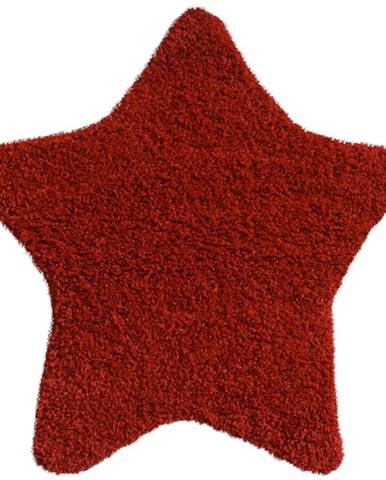 Koberec Shaggy Enjoy 0,8/0,8 Star Shape 7274