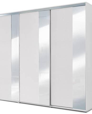 Skříň Nadia A29 250 Zrcadlo Bílý
