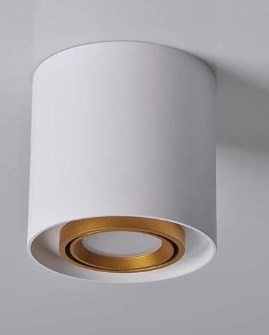 Svitidlo Eger 313966 biało złota GU10 LW1