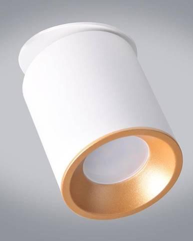 Svitidlo Haron 314215 bílé a zlaté GU10 LW1