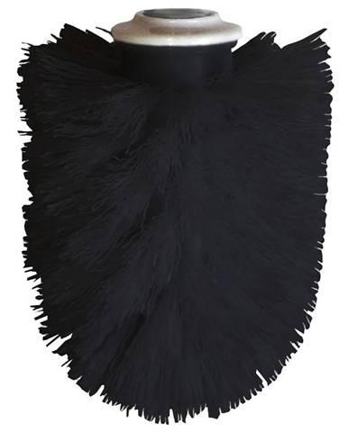 Výměnná štětka WC 04180 černá Bisk