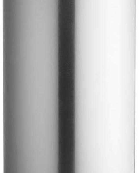Addis Nerezový odpadkový koš ve stříbrné barvě Addis, výška 68 cm