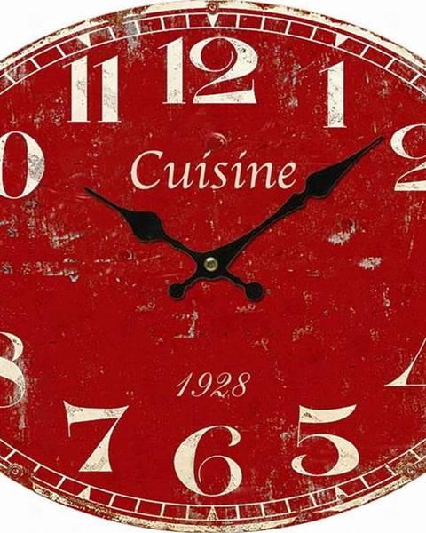 Antic Line Hodiny Antic Line Cuisine 1928