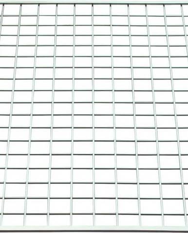 Kovová podložka do dřezu iDesign Gia, 43x32cm