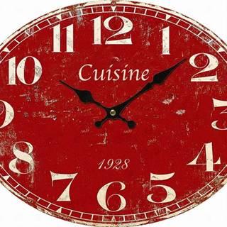 Hodiny Antic Line Cuisine 1928