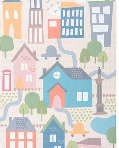 Dětský koberec Flair Rugs My Town, 80 x 120 cm