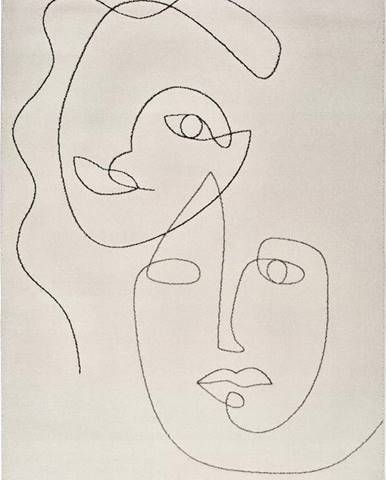 Koberec Universal Sherry Faces, 160 x 230 cm