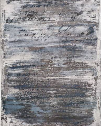 Šedý koberec Universal Norah Grey, 140 x 200 cm