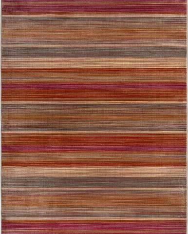 Červený koberec Flair Rugs Rhea, 120 x 170 cm