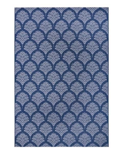 Ragami Modrý venkovní koberec Ragami Moscow, 160 x 230 cm