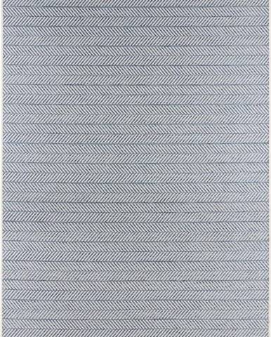 Modrý venkovní koberec Bougari Caribbean, 160x230cm