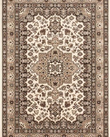 Béžový koberec Nouristan Parun Tabriz, 200 x 290 cm