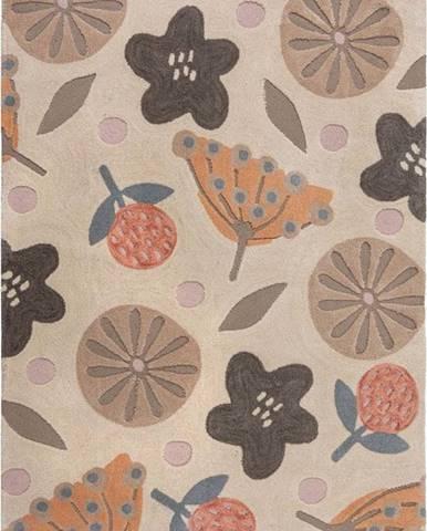Hnědo-béžový koberec Flair Rugs Scandi, 160 x 230 cm