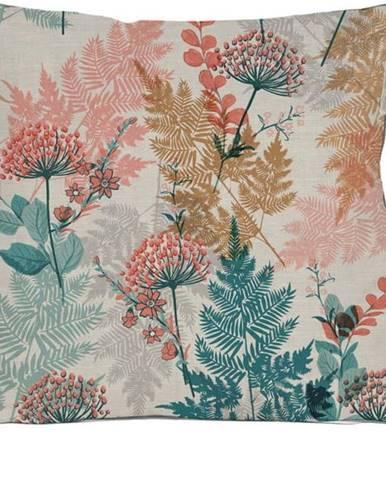Polštář Surdic Soft Flowers, 45 x 45 cm