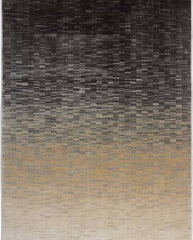 Šedo-béžový koberec Flair Rugs Benita, 120 x 170 cm