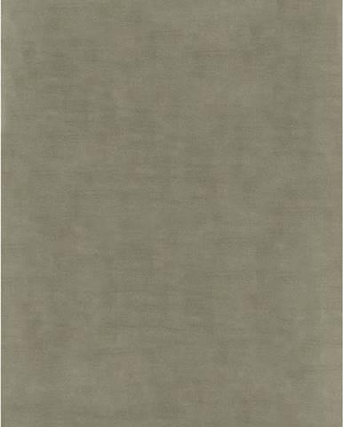 Zelený koberec Flair Rugs Cleo, 80 x 150 cm