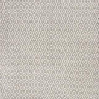 Šedo-béžový vlněný koberec Flair Rugs Dream, 80 x 150 cm