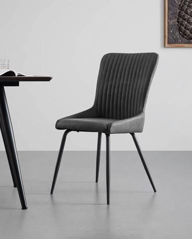 Jídelní Židle Pippo Tmavěšedá