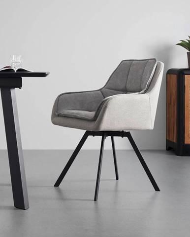 Pohodlná Židle Billy Béžová