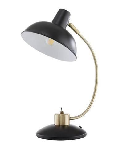 Stolní Lampa Siena Černá