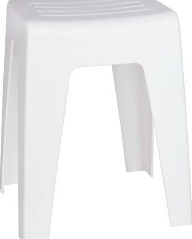 Bílá stolička Wenko Kumba