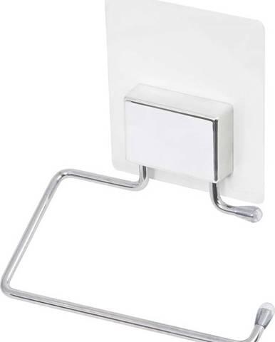 Samolepící držák z pochromované oceli na toaletní papír Compactor