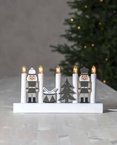 Vánoční LED svícen Star Trading Julia