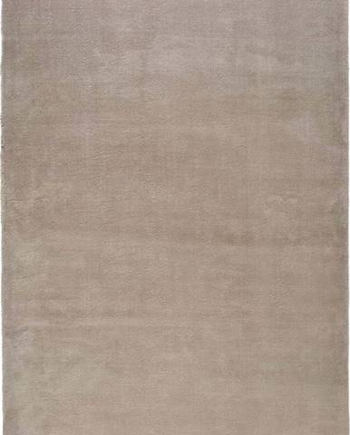 Béžový koberec Universal Berna Liso, 120 x 180 cm