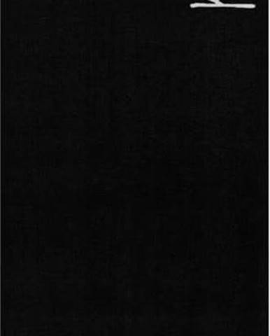 Kuchyňský běhoun Bougari Cook & Clean Black Kitchen, 150 x 50 cm