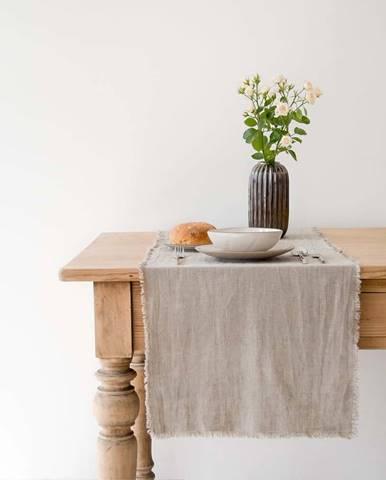 Lněný běhoun na stůl Linen Tales Classic,40x 200cm