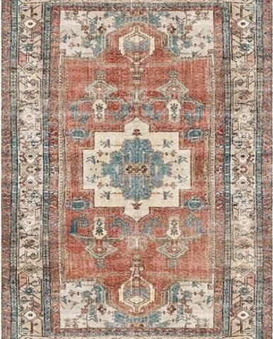 Koberec Floorita Afghan, 200 x 290 cm