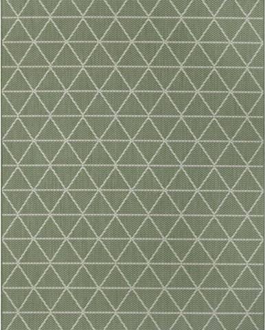 Zelený venkovní koberec Ragami Athens, 200 x 290 cm