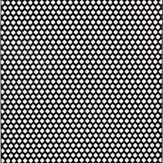 Černobílý koberec Zala LivingSpot, 70x140cm