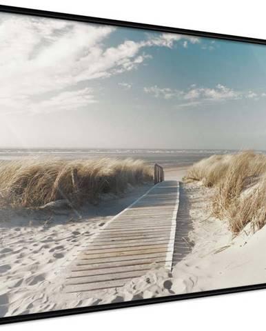 Plakát v rámu Artgeist Swaying Wind, 45 x 30 cm