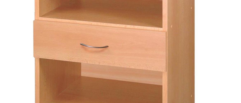 Noční stolek 146, buk